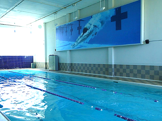 National Fitness Oakville Pool